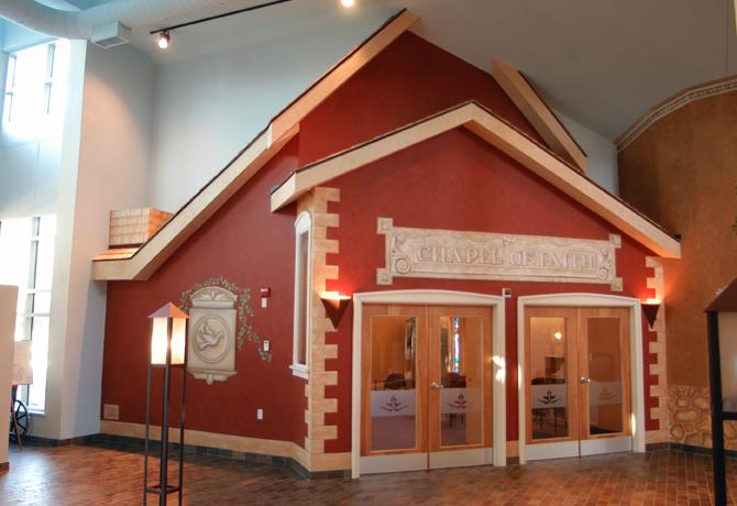 Chapel of Faith